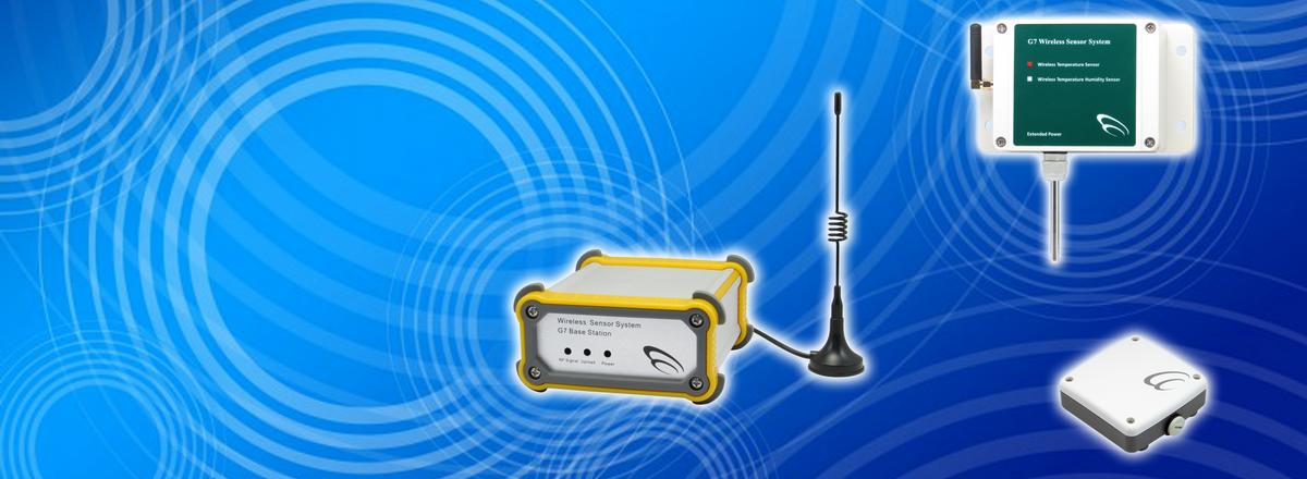 g7 base station & sensors
